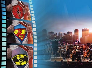 Superheroes at the SymphonyTickets