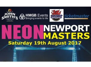 Newport Darts Masters Tickets