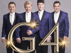 G4 Live In Concert Tickets