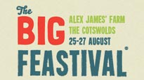 The Big Feastival 2017 - Weekend Camping Tickets