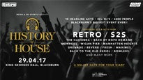 More Info AboutRetro & S2S Presents History Of House