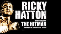 An Evening with Ricky HattonTickets