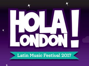 Hola! London - Juan Luis Guerra - Juanes - David Bisbal Tickets