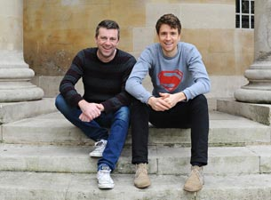 Greg James & Chris Smith Book Signing with WHSmithTickets