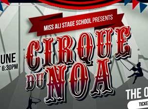 Cirque Du NoaTickets
