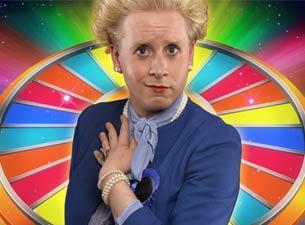 Margaret Thatcher Queen of GameshowsTickets