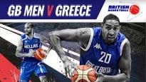 GB Men vs GreeceTickets