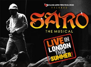 Saro the Musical Tickets