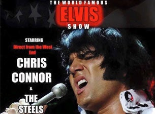 The World Famous Elvis Show Tickets