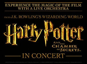 Harry Potter and the Chamber of Secrets In Concert Tickets