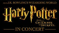 Harry Potter and the Chamber of Secrets In ConcertTickets