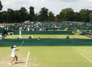 The Championships Qualifying Competition 2017Tickets