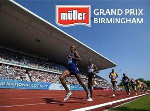 Muller Grand Prix Birmingham - Car ParkingTickets