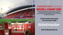 More Info AboutMunster Rugby Museum & Thomond Park Stadium Tour