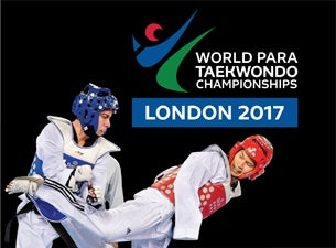World Para Taekwondo Championships Tickets