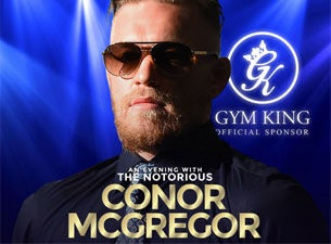 An Evening with Conor McGregor Tickets