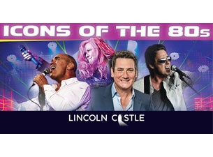 Icons of the 80's Tickets