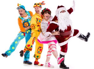 Funbox Presents Santa's Funtastic Factory Tickets