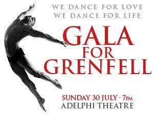Gala for GrenfellTickets