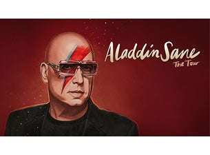 Mike Garson Plays David Bowie's Aladdin Sane In Full Tickets