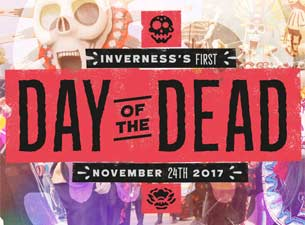 Day of the Dead comes to InvernessTickets