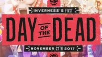 Day of the Dead comes to Inverness Tickets