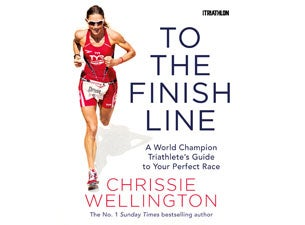 An Audience with Chrissie Wellington Book Event with Whsmith Tickets