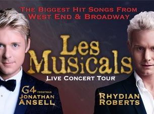 Les Musicals Tickets