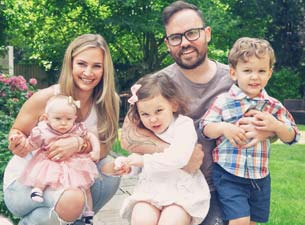 The Sacconejolys Book Event with WhsmithTickets