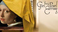 Girl with a Pearl Earring Tickets