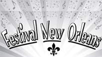 Festival New OrleansTickets