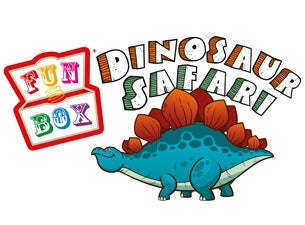 Funbox Presents Dinosaur Safari Tickets