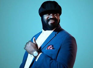 Gregory Porter - Stalls Reception Package Tickets