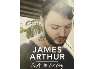 James Arthur Book Signing with WhsmithTickets