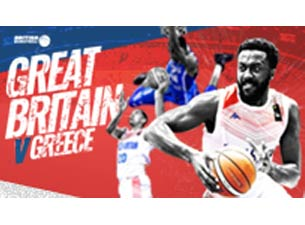 GB Men vs Greece Tickets