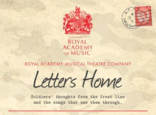 Royal Academy of Music - Musical Theatre Concert Tickets
