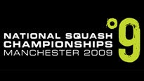 National Squash Championships Tickets