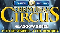 Cannon and Snelling's Christmas Circus Tickets