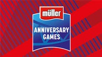 Muller Anniversary Games 2018 Tickets