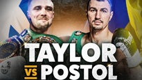 More Info AboutCyclone Promotions Presents Taylor vs Postol