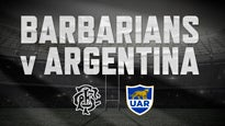 The Killik Cup - Barbarians V Argentina