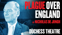 Plague Over England Tickets