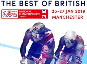 British Cycling Senior National Track Championships