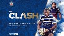 The Clash: Bath Rugby V Bristol Rugby