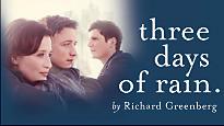 Three Days of RainTickets