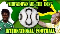 Jamaica v Nigeria Tickets