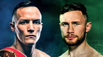 World Championship Boxing: Warrington v Frampton