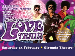 Brutus Gold's Love Train