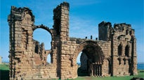 Logo for Tynemouth Priory and Castle