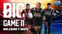 Big Game 11: Harlequins v Wasps